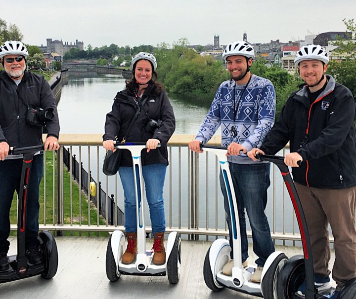 Kilkenny Segway Tour (Group Deal)