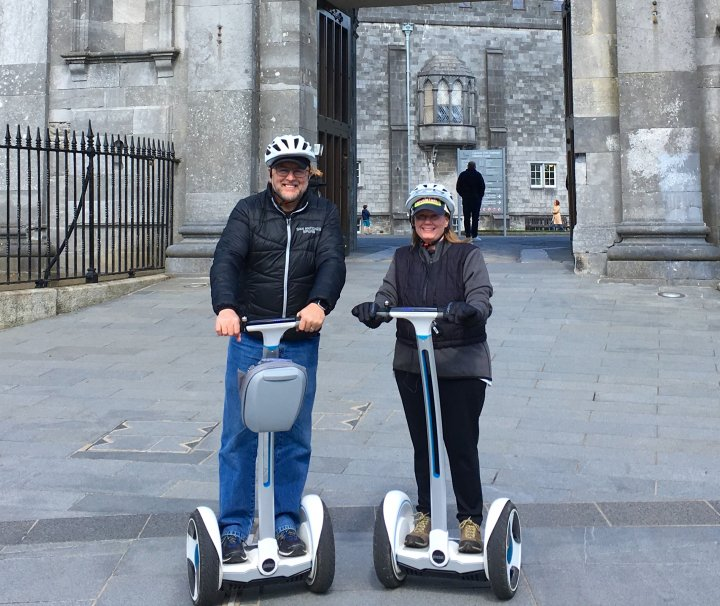 Kilkenny Segway Private Tour